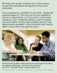 Student Support Guide 2011 2012 - University of Liverpool - Page 2