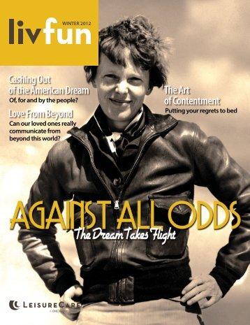 LIV FUN Magazine - Leisure Care