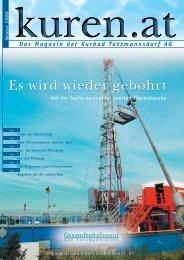 Winter 2006 - GesundheitsRessort