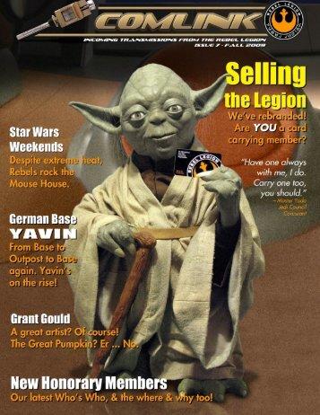 Grant Gould Star Wars - Rebel Legion
