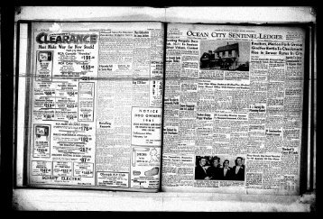 "®87-"" - On-Line Newspaper Archives of Ocean City"