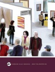 Fall 2011 Adult Catalogue (PDF) - Raincoast Books