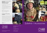 Zubehör / Accessoires - LHD Gruppe