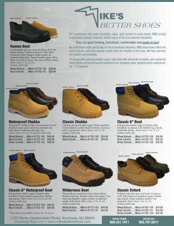 """Romeo Boot Waterproof Chukka Classic Chukka Classic 6"""" Boot ..."""