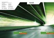 Tunnels - Wayss & Freytag Ingenieurbau AG