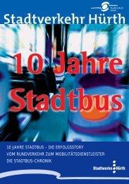 Download Festschrift - Stadtverkehr Hürth