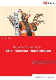 Bonn-Mehlem - Mittelrheinbahn