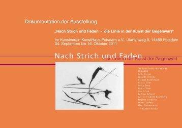 Nach Strich und Faden - die Linie in der Kunst ... - Annette Jahnhorst