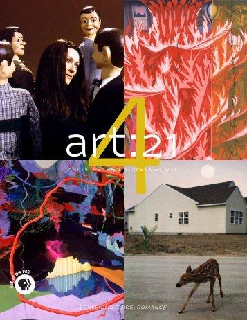 SCREENING GUIDE: ROMANCE ART IN THE TWENTY ... - PBS