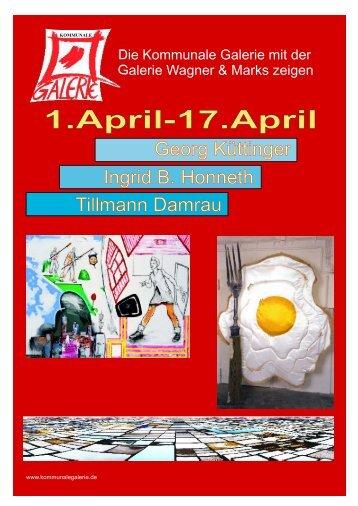 1.April-17.April - Kommunale Galerie