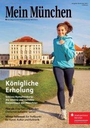 Königliche Erholung Schloss Nymphenburg - Mein München