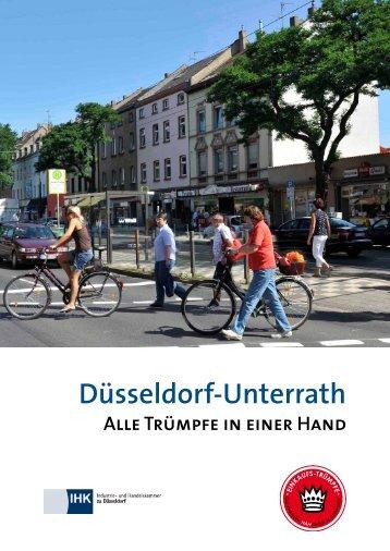 Düsseldorf-Unterrath - Einkaufs-Trümpfe