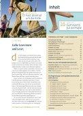 Ihre Füße - Regensburger OrthopädenGemeinschaft - Page 3