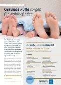 Ihre Füße - Regensburger OrthopädenGemeinschaft - Page 5