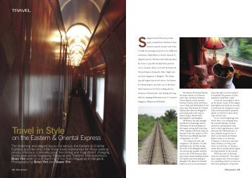 MillionaireAsia's - Orient-Express