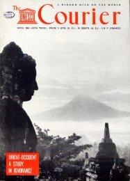 Orient-Occident: a study in ignorance; The ... - unesdoc - Unesco