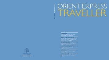 ORIENT-EXPRESS TRA VELLER