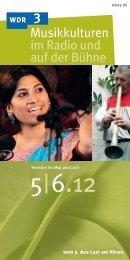 Juni 2012 (PDF - WDR 3