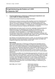 BVV-Unterlagen aus dem September 2007 - SPD-Fraktion Berlin-Mitte