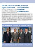Quantensprung für FUCHS LUBRITECH - Fuchs Petrolub AG - Seite 6