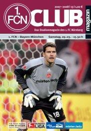 FCN-Ticket-Hotline - 1. FC Nürnberg