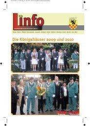 Die Königshäuser 2009 und 2010 - Linnich