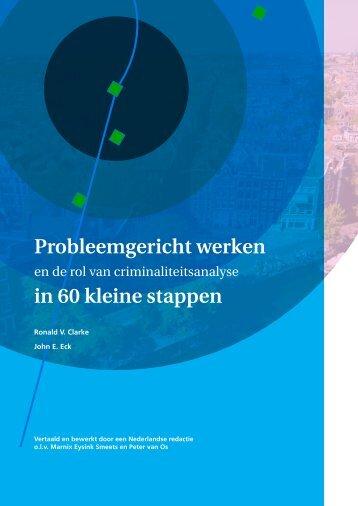 Probleemgericht werken in 60 kleine stappen - Center for Problem ...