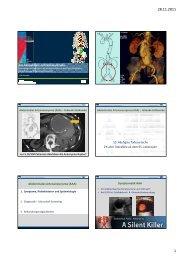 (Microsoft PowerPoint - 2011 Eck AAA Screening und LL ...