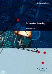 Networked Learning - TeLearn