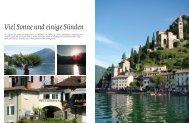 I T A L I A I T A L I A - marina.ch - das nautische Magazin der Schweiz