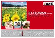 ST. FLORIAN AM INN IHR SICHERES ZUHAUSE - Lawog