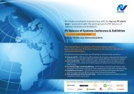 PV Balance of Systems Conference & Exhibition - PV Insider