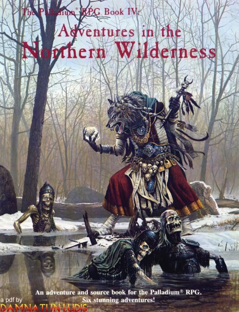 04 Adventures in the Northern Wilderness pdf