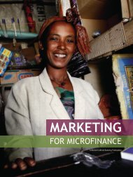 Marketing - Women's World Banking