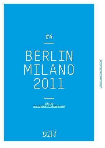 — Berlin Milano 2011 - DMY