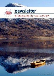 Newsletter May 2009 - European Hematology Association