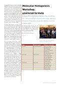 Newsletter May 2009 - European Hematology Association - Page 5