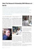 Newsletter May 2009 - European Hematology Association - Page 6