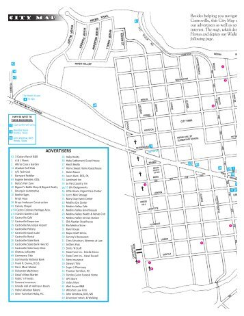 f6d7ea1201f337 ADVERTISERS CITY MAP - Castroville Chamber of Commerce