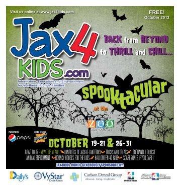 Join us for Community Appreciation Day Saturday, Oct ... - Jax4Kids