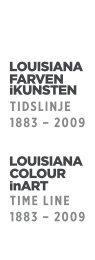 TIDSLINJE 1883 – 2009 - Louisiana