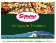 Supreme Dairy Farms