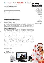 bestellformular händler-weihnachtsgeschenk bitte faxen an : 02292