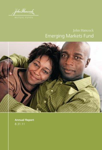 Annual Report - John Hancock Funds