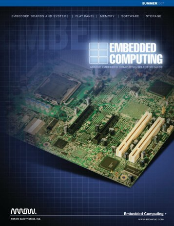 Embedded Computing - Arrow Electronics