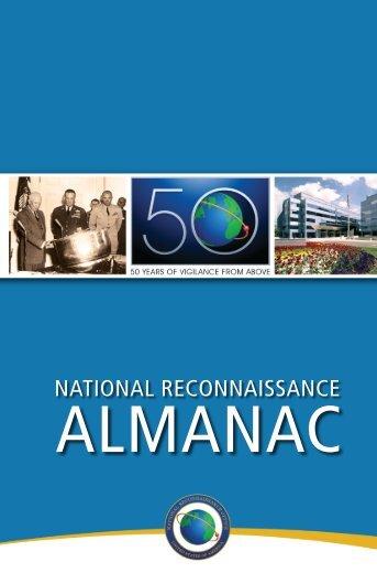 NRO Almanac - National Reconnaissance Office
