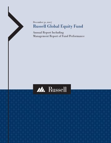 T50044-AR_Global Equity EN - Russell Investments