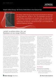 """Unified"" neu definiert: Block-, File- und Objektdaten ... - LB-systems"