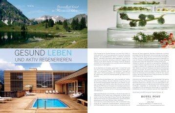 gesuNd LEBEN - Zurich Deluxe