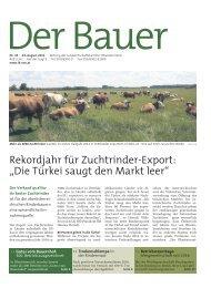 Der Bauer . 24. August 2011